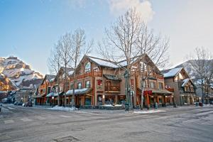 Brewster's Mountain Lodge - Hotel - Banff