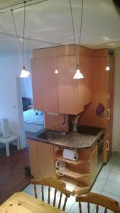 Ferienwohnung Haus am Inn - Apartment - St. Moritz