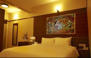 Srivar Hotels, Отели  Guruvāyūr - big - 20