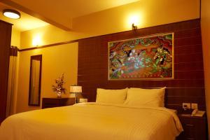 Srivar Hotels, Отели  Guruvāyūr - big - 11