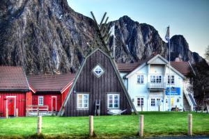 Anker Brygge, Hotels  Svolvær - big - 47