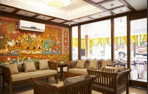 Srivar Hotels, Отели  Guruvāyūr - big - 24