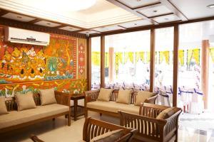 Srivar Hotels, Отели  Guruvāyūr - big - 26