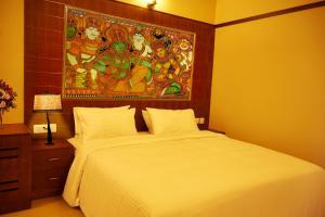 Srivar Hotels, Отели  Guruvāyūr - big - 29