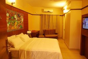 Srivar Hotels, Отели  Guruvāyūr - big - 31