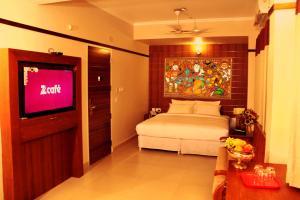 Srivar Hotels, Отели  Guruvāyūr - big - 34