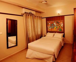 Srivar Hotels, Отели  Guruvāyūr - big - 35