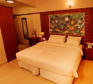 Srivar Hotels, Отели  Guruvāyūr - big - 18