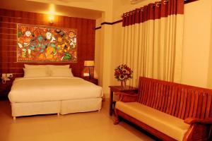 Srivar Hotels, Отели  Guruvāyūr - big - 36