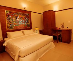 Srivar Hotels, Отели  Guruvāyūr - big - 37