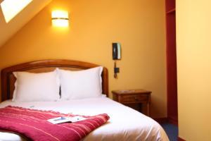 Hôtel Restaurant La Cigogne, Hotel  Munster - big - 5