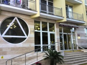 Отель Фламинго - фото 12