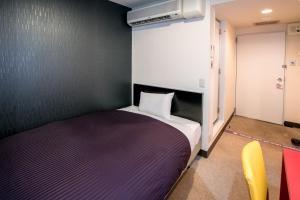 Frame Hotel Sapporo, Hotel low cost  Sapporo - big - 28