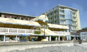 Отель Фламинго - фото 7