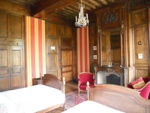 Le Logis d'Equilly, Bed and breakfasts  Équilly - big - 28