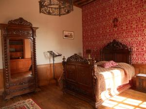 Le Logis d'Equilly, Bed & Breakfast  Équilly - big - 25