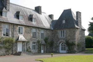 Le Logis d'Equilly, Panziók  Équilly - big - 18
