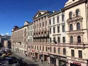 Apple Paradise Apartments, Residence  San Pietroburgo - big - 115