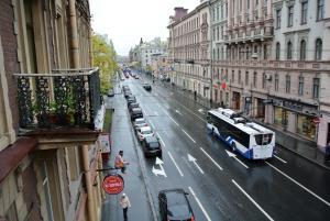 Apple Paradise Apartments, Residence  San Pietroburgo - big - 6