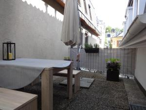 Du Russel Suite, Апартаменты  Баден-Баден - big - 46