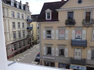 Du Russel Suite, Апартаменты  Баден-Баден - big - 58