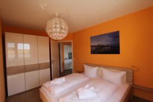 Apartment mit 2 Schlafzimmern und Terrasse