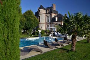 Chateau du Mesnil