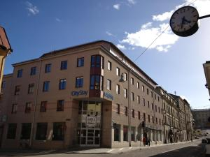 obrázek - Uppsala CityStay Hotel