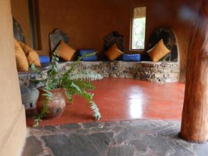 Munga Eco-Lodge, Лоджи  Ливингстон - big - 9