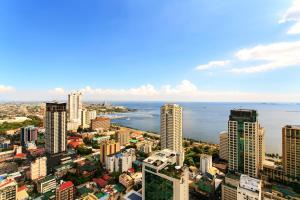 JMM Grand Suites, Aparthotels  Manila - big - 21