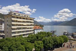Garni Rondinella - Hotel - Locarno