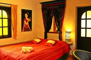 Secret Garden Chiangmai, Hotels  San Kamphaeng - big - 20