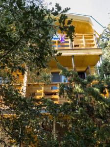 Voronin Guest House, Vendégházak  Gaszpra - big - 23