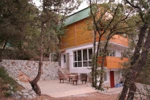 Voronin Guest House, Vendégházak  Gaszpra - big - 22