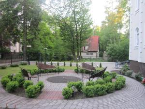 Отель Георгенсвальде - фото 25