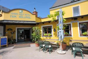 Tennis Golf Hotel H�llrigl