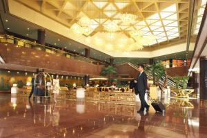 Capital Hotel Beijing.  Fotka  2