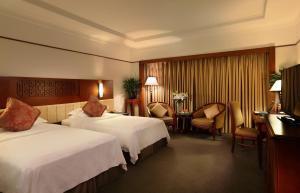 Capital Hotel Beijing.  Fotka  10