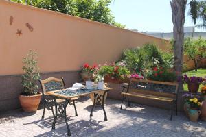 B&B Zahir, Bed & Breakfasts  Castro di Lecce - big - 53