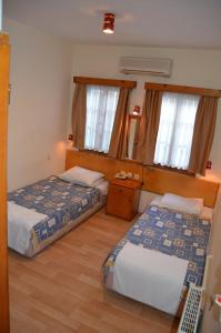 Kavala Studio Hotel, Отели  Бодрум - big - 19