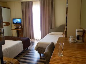 Hotel Bibione Palace, Отели  Бибионе - big - 10
