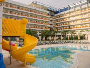 Hotel Bibione Palace, Отели  Бибионе - big - 39