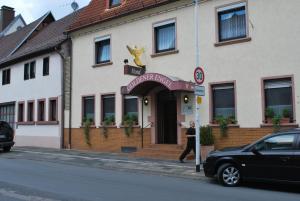 """Hotel Gasthof """"Goldener Engel"""""""