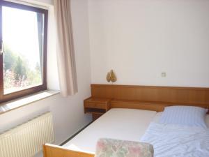 Hotel Garni Seeblick am Sankelmarker See