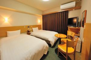 Tennen Onsen Taho-no-Yu Dormy Inn Niigata, Отели  Ниигата - big - 9