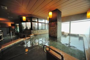 Tennen Onsen Taho-no-Yu Dormy Inn Niigata, Отели  Ниигата - big - 16