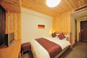Tennen Onsen Taho-no-Yu Dormy Inn Niigata, Отели  Ниигата - big - 10