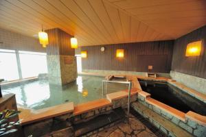 Tennen Onsen Taho-no-Yu Dormy Inn Niigata, Отели  Ниигата - big - 28