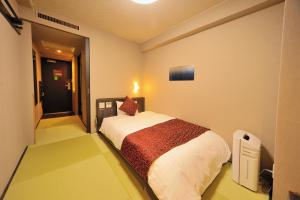 Tennen Onsen Taho-no-Yu Dormy Inn Niigata, Отели  Ниигата - big - 12