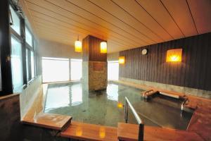 Tennen Onsen Taho-no-Yu Dormy Inn Niigata, Отели  Ниигата - big - 27